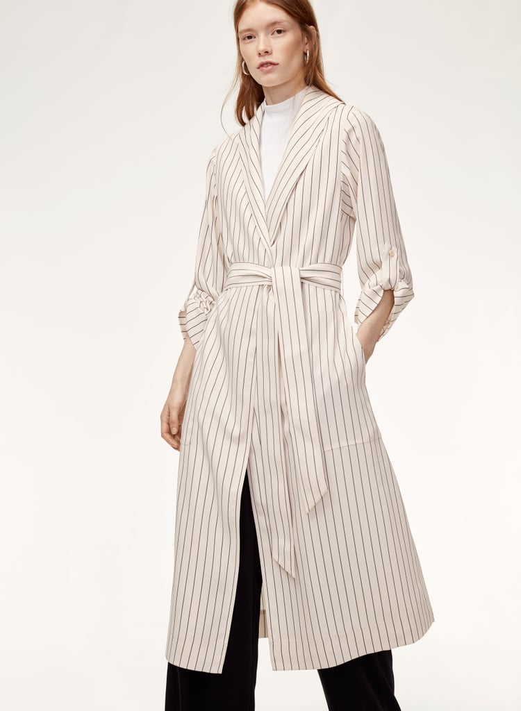 A Pinstripe Duster