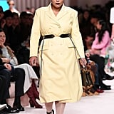 Paloma Elsesser on the Fendi Fall 2020 Runway at Milan Week