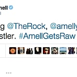 Even Robbie Amell (Stephen's cousin) got in on the fun!