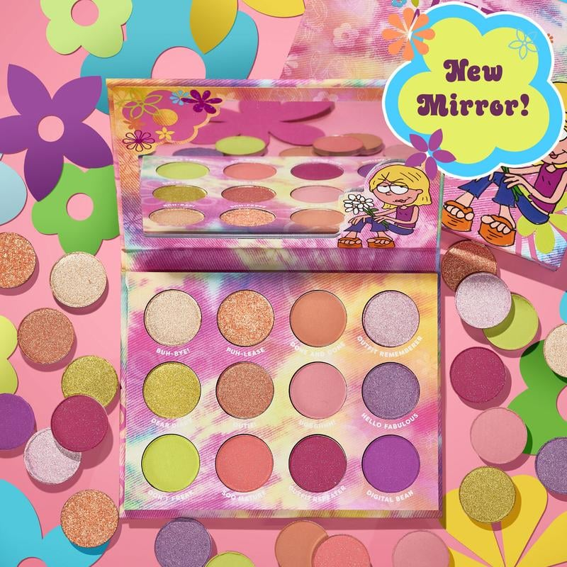 ColourPop x Lizzie McGuire What Dreams Are Made Of Eyeshadow Palette
