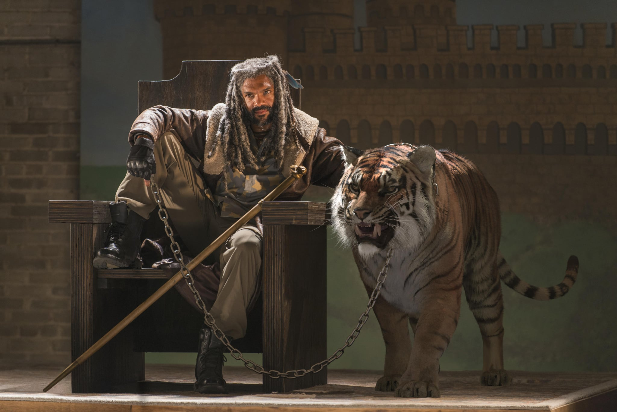 Image result for the walking dead shiva