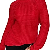 Boden Isabella Shaker Stitch Sweater