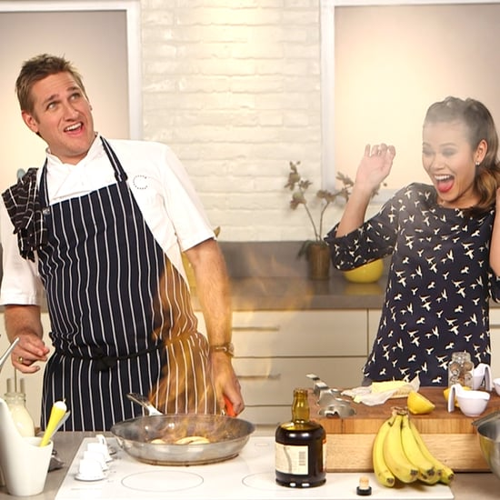 Bananas Foster Recipe by Curtis Stone