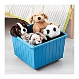 Vessla Storage Crate With Casters ($6)
