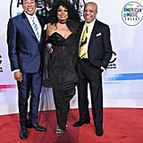 Diana Ross at the 2017 American Music Awards