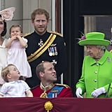 The Royals at at Trooping the Colour 2016 | Pictures