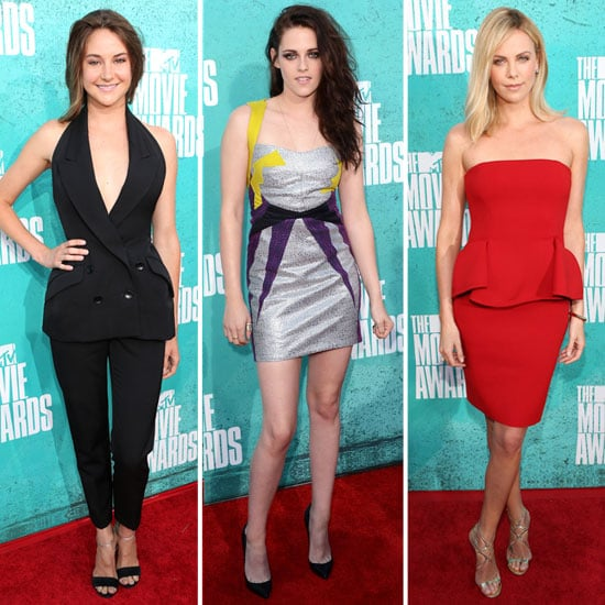 MTV Movie Awards 2012 — Who Wore What