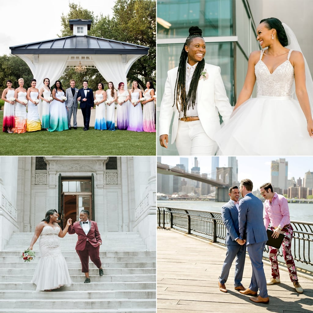 LGBTQ+ Weddings Over the Years
