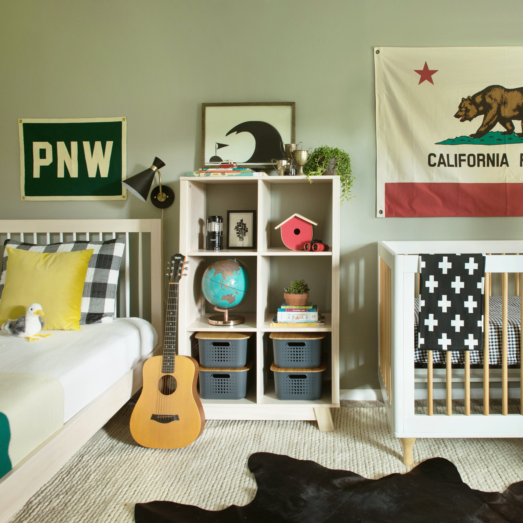 Design Ideas For Shared Kids Bedroom Popsugar Family