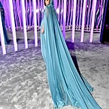 Zoey Deutch's Hooded Oscars Afterparty Dress Is Stunning