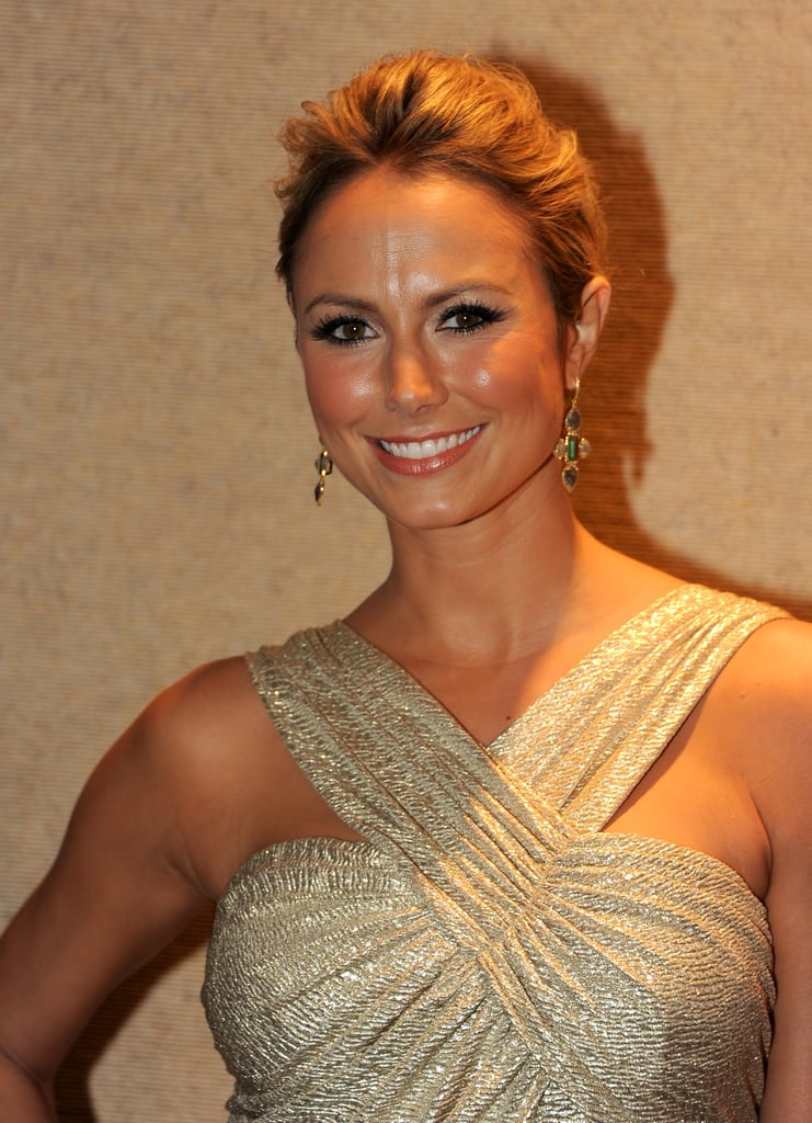 Stacy Keibler attended the The Ides of March LA premiere.