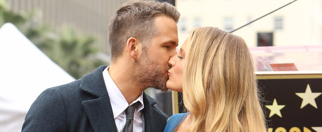 Ryan Reynolds and Blake Lively Looked More in Love Than Ever at His Hollywood Walk of Fame Ceremony