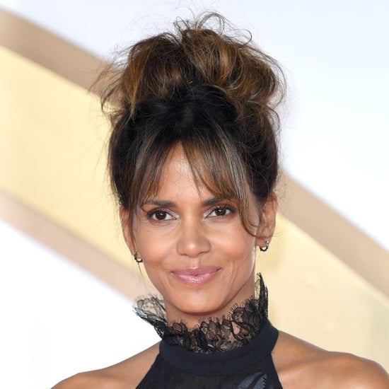 Best Halle Berry Hair Moments of 2017