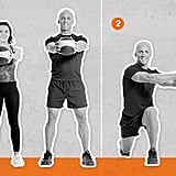 Reverse Lunge With Torso Twist