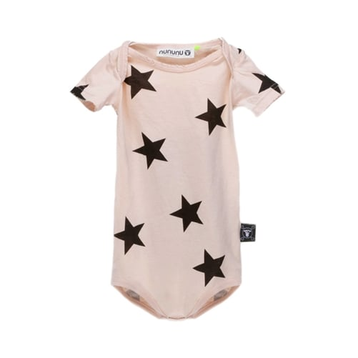 Nununu Infant Star Bodysuit ($34)