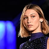 Bella Hadid's Bob Haircut at the Alberta Ferretti Show During Milan Fashion Week