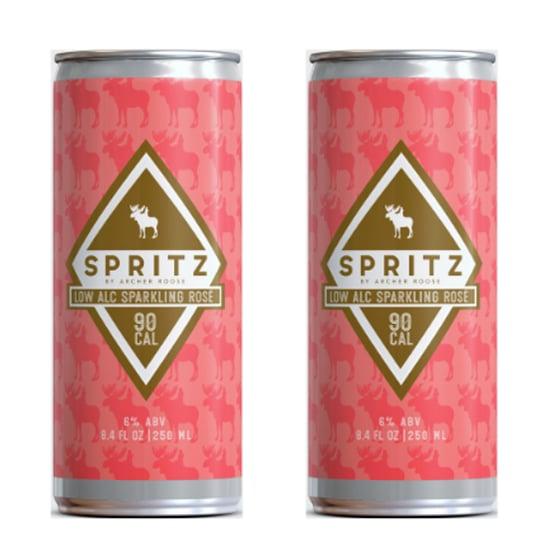 Low-Calorie Archer Roose Spritz Rose Cans