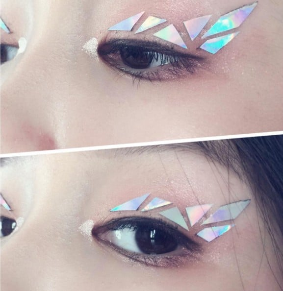 Shattered Glass Eyeliner