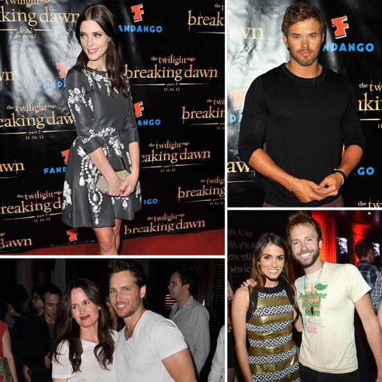 Breaking Dawn Part 2 Comic-Con Party Pictures