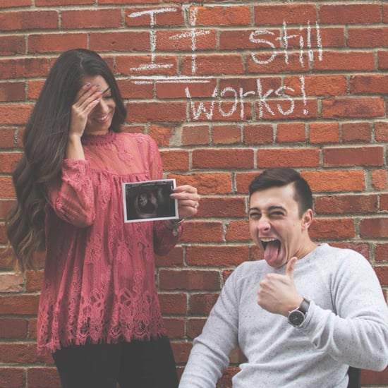 Hilarious Pregnancy Announcement (Video)