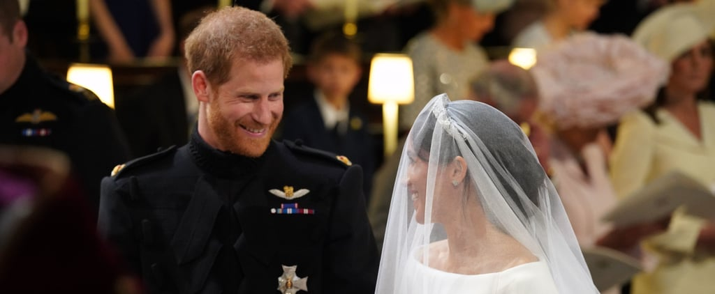 Prince Harry and Meghan Markle Wedding Vows