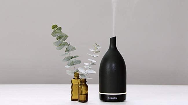 Homesick Ultrasonic Aroma Oil Diffuser