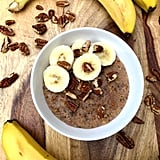 Slow-Cooker Banana Steel-Cut Oatmeal