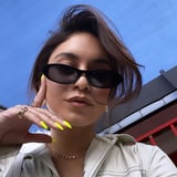 Proof That Vanessa Hudgens Is the Biggest Advocate For Spring s Dandelion-Yellow Nail Trend
