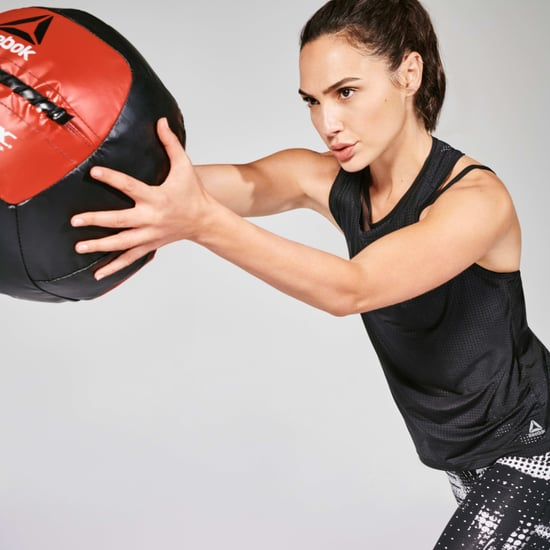 Gal Gadot For Reebok Campaign