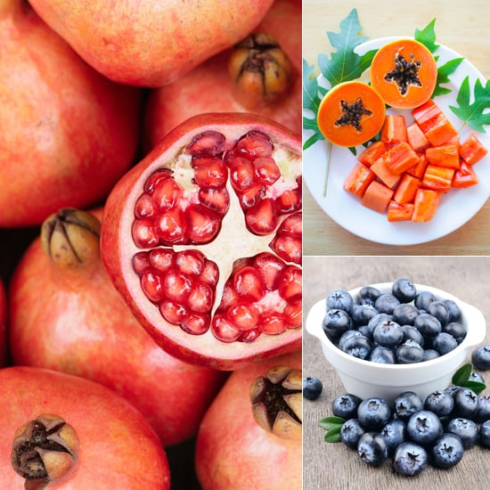 Calories and Sugar in 10 Spring Fruits