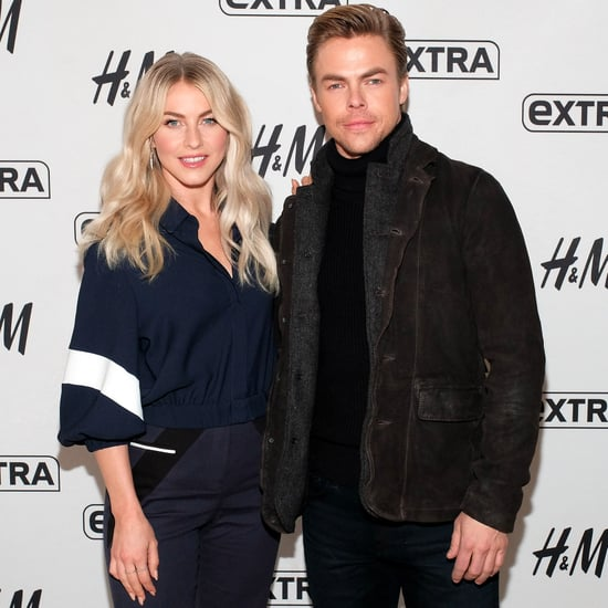 Derek and Julianne Hough Move Beyond Tour Info
