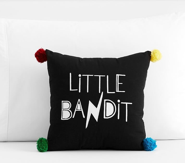 Little Bandit Pillow
