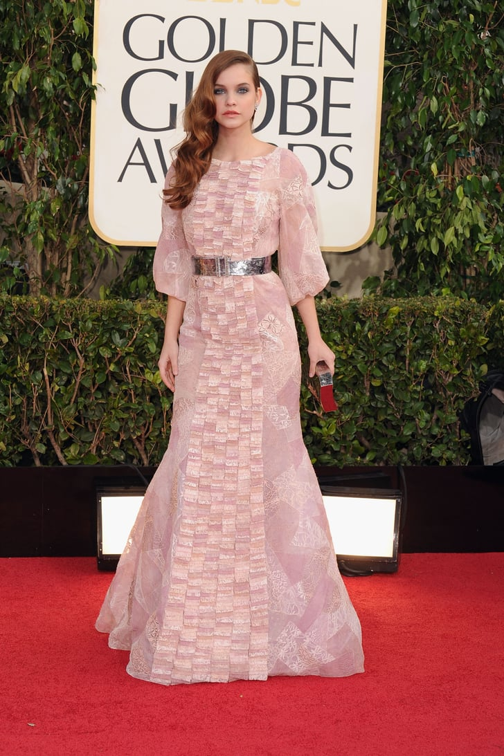 Barbara palvin golden globes 2013 red carpet fashion pictures popsugar fashion photo 1 - Barbara palvin red carpet ...