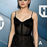Joey King at the 2020 SAG Awards