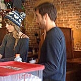 Jake and Taylor Spend Thanksgiving Together