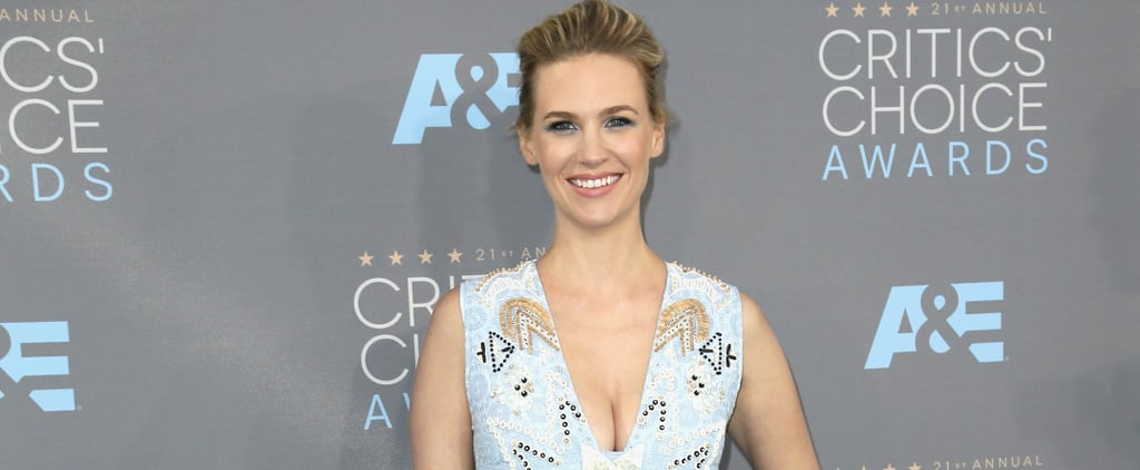 We Didn't See This Coming: January Jones Is Dating The Bachelor's Nick Viall