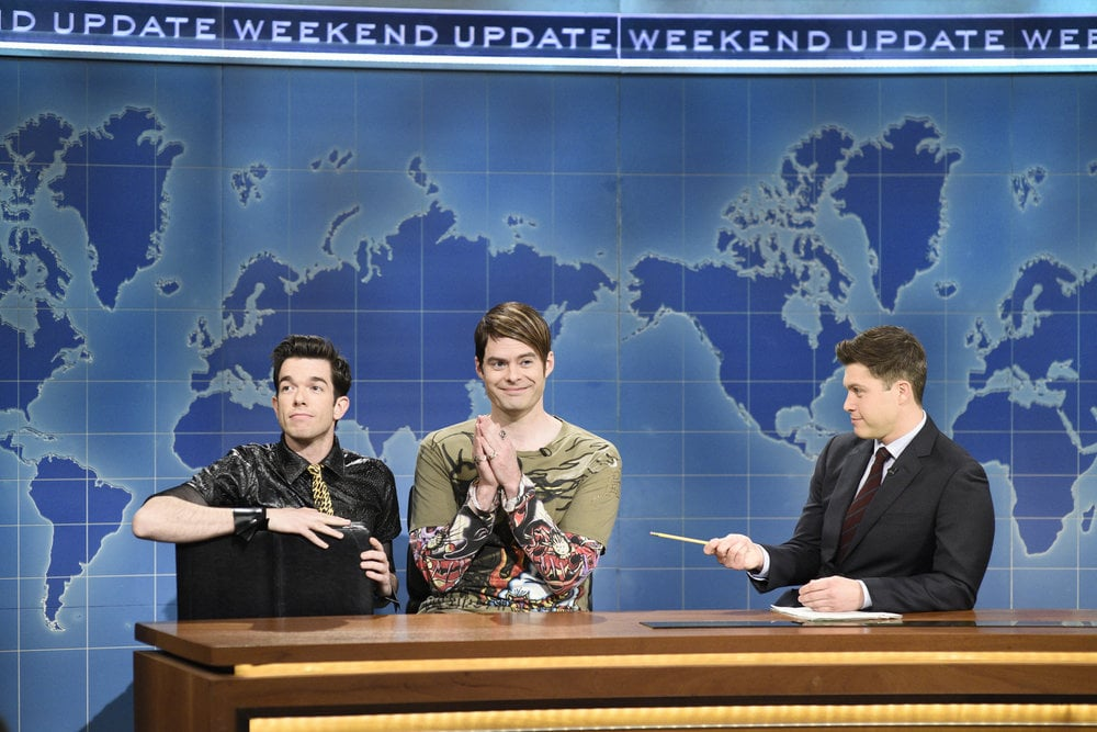 SATURDAY NIGHT LIVE -- Episode 1741
