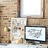 Danielle's Desk