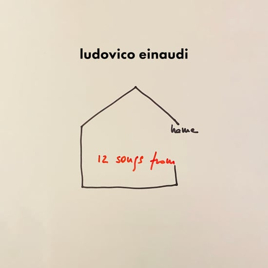 "Ludovico Einaudi's New ""12 Songs From Home"" Lockdown Album"
