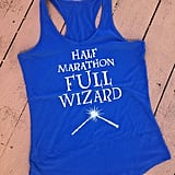Half Marathon Full Wizard Tank Top