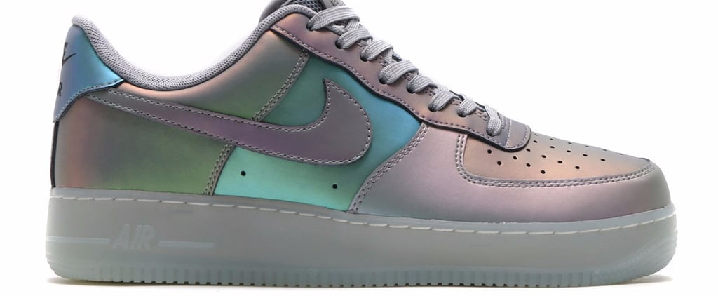 Step Up Your Street Style With the Color-Changing Iridescent Nike Air Force 1s