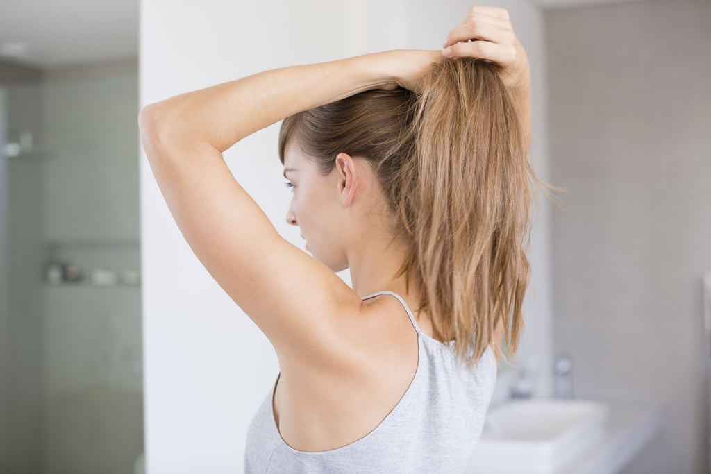 Do a Dressy Ponytail in No Time