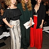 Willow Shields, Leven Rambin, and Isabelle Fuhrman