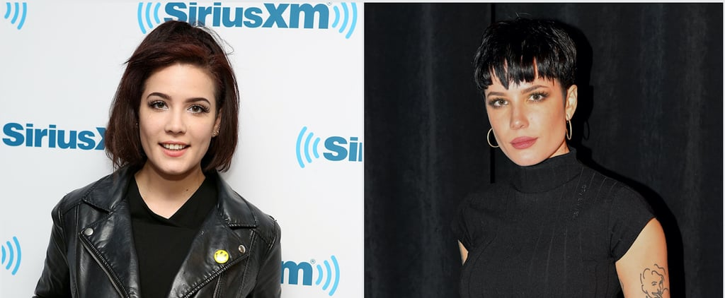 Halsey's Beauty Evolution Over the Years