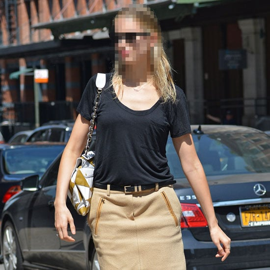 Can You Guess the Supermodel By Her Off-Duty Street Style?