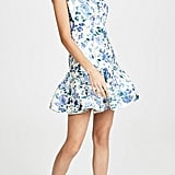 Zimmermann Moncur Flounce Short Dress
