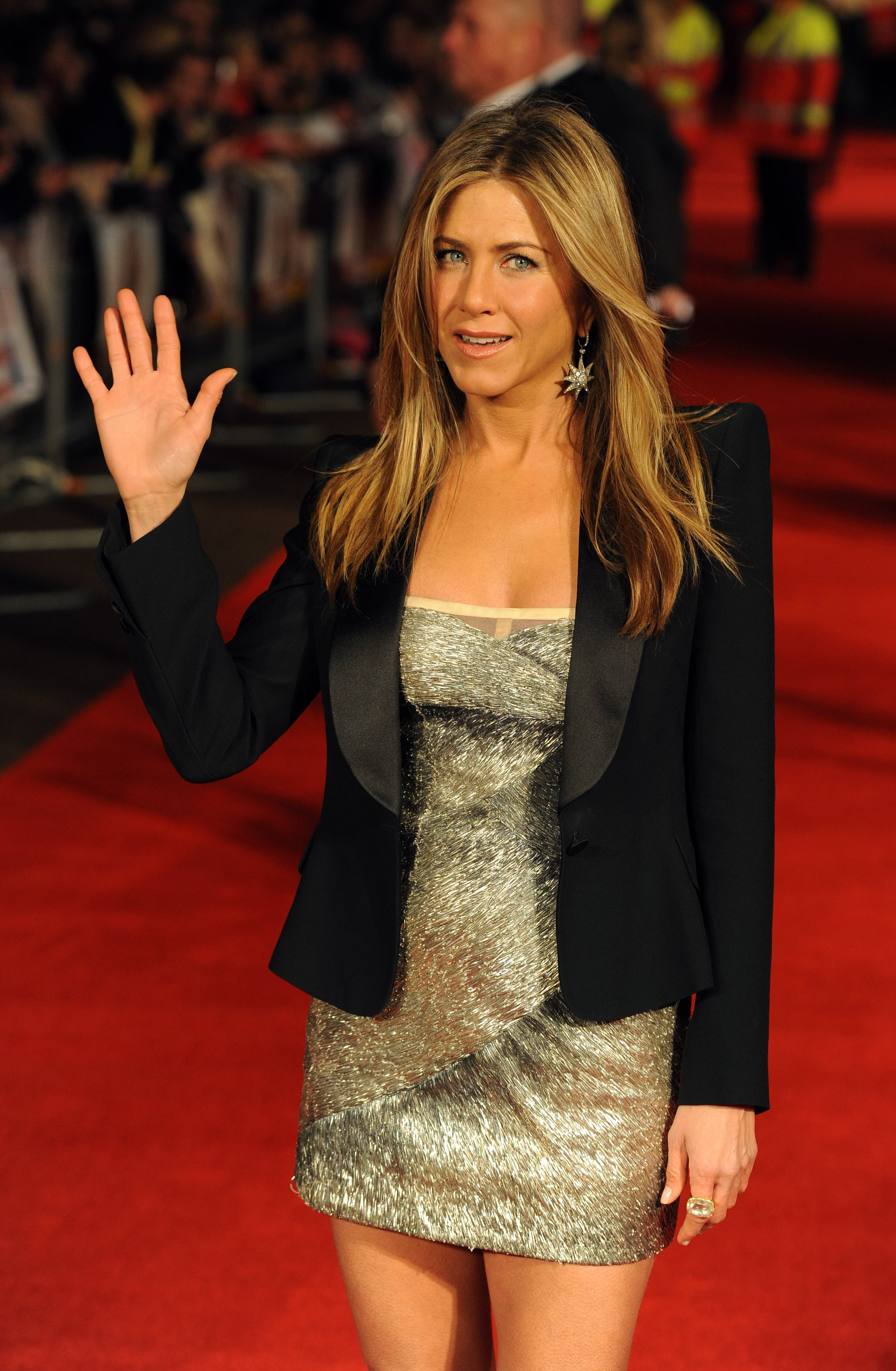Airport Kia London >> Photos of Jennifer Aniston And Gerard Butler at The London Premiere of The Bounty Hunter ...