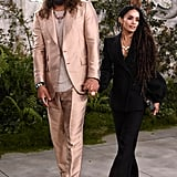 Jason Momoa and Lisa Bonet at Apple TV's See Premiere Photos