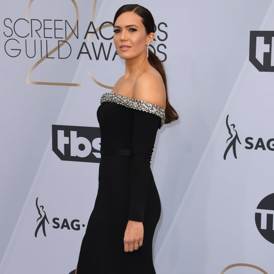 Mandy Moore's Dress at the SAG Awards 2019