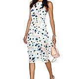 Dolce Vita Backless Silk Dress ($220)